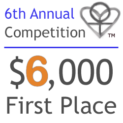 6th annual video game design competiton - $5000 first place