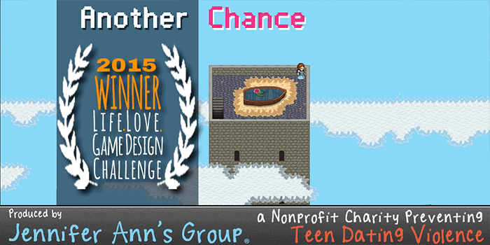 Another Chance is an award-winning video game developed to prevent teen dating violence.