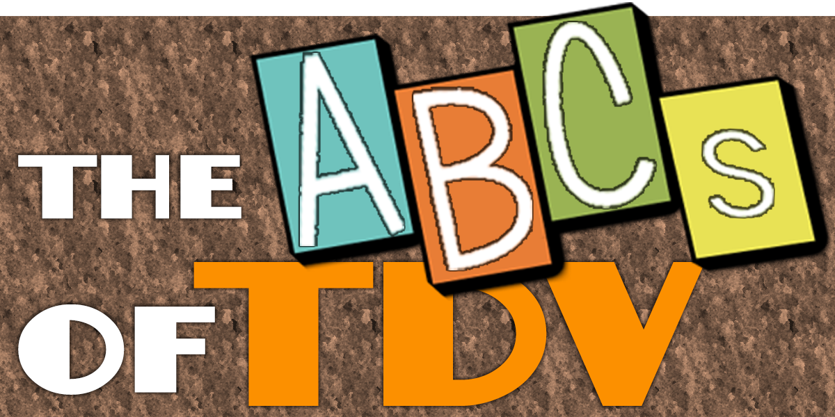The ABCs of TDV. Teen dating violence.